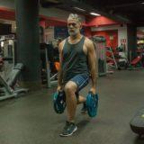 60代|下半身を鍛える目的は心肺機能の強化とジーンズの似合う脚